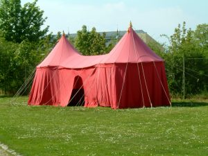The Red Tent - Why Do I Have to Justify Wanting Space During My Period?