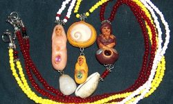 Shango's Wives Pendants