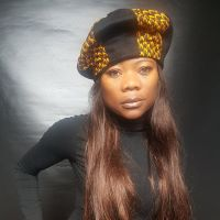 Lisa Aigbe African Designer and Seamstress